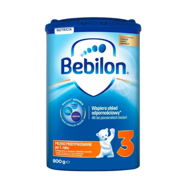 Bebilon 3 Pronutra Advance,...